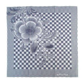 Hollandsche Waaren * Tea towels * Flowers (2x)