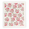 Malin Westberg Dishcloth * Ester Vit flowers
