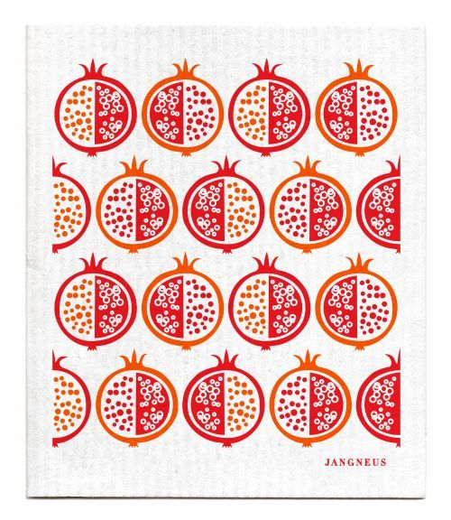 Jangneus Dishcloth Pomegranate