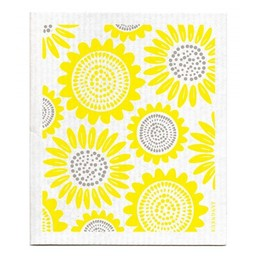 Jangneus Dishcloth Sunflower yellow