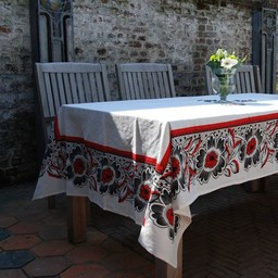 Hollandsche Waaren Table cloth Flower