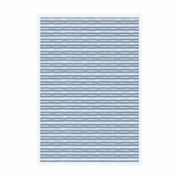Ekelund Table cloth * Tinas Rag Blue