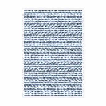 Ekelund Table cloth Tinas Rag Blue