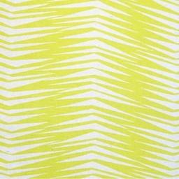Skinny laMInx Stof Coupon Fronts geel (0,7 x 0,5 m)