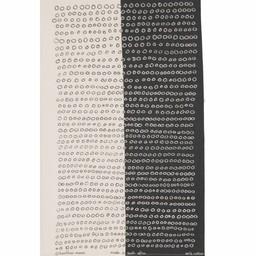 Skinny laMInx Tea Towel Abacus - Black