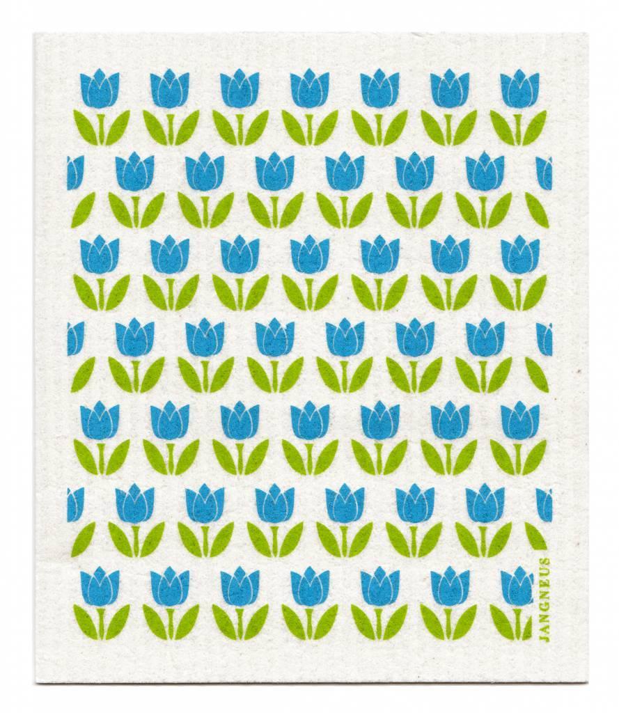 Jangneus Biologische Vaatdoek Tulpen