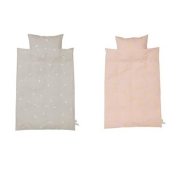 Ferm Living Bed linen Teepee pink
