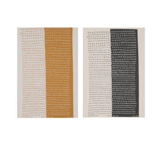 Skinny laMinx Tea Towel Abacus