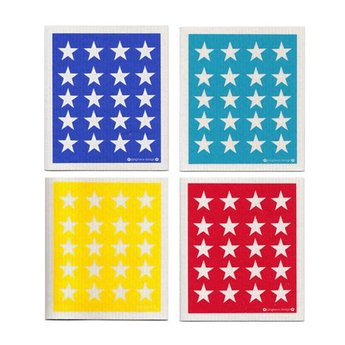 Jangneus Dishcloth Stars