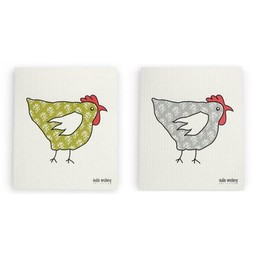 Malin Westberg Dishcloth Chicken