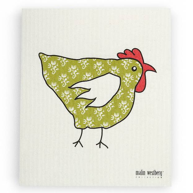 Malin Westberg Dishcloth Chicken