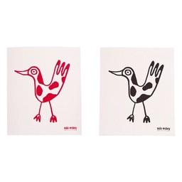 Malin Westberg Dishcloth Birds