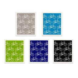 Jangneus Dishcloth Bikes