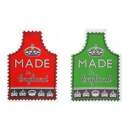 Marry Fellows - Pintuck Keukenschort Made in England