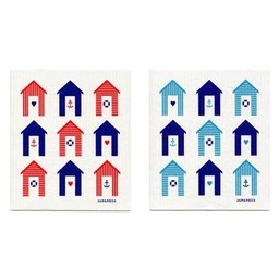 Jangneus Jangneus Dishcloth Beach Huts