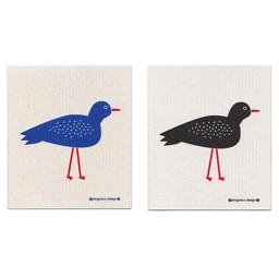 Jangneus Biologische Vaatdoek Vogel