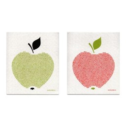 Jangneus Dishcloth Apple