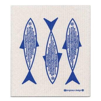 Jangneus Dishcloth Fish