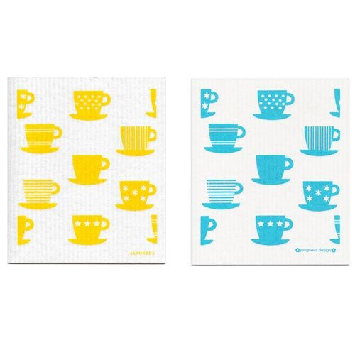 Jangneus Jangneus Dishcloth Cups