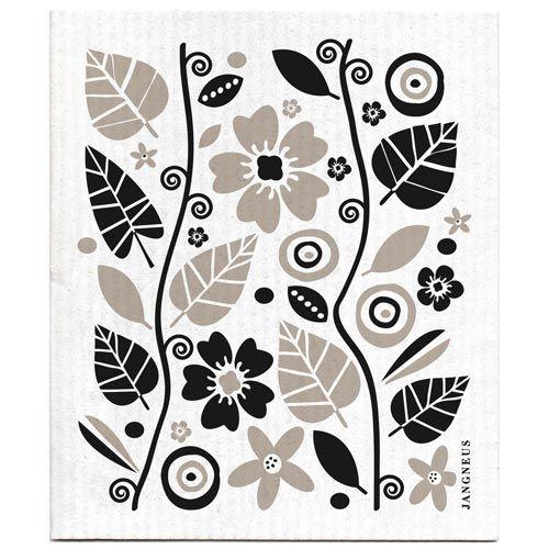 Jangneus Biologische vaatdoek blad & bloem