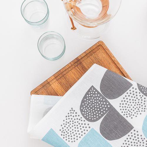 Kauniste Kauniste Tea towel Sucker
