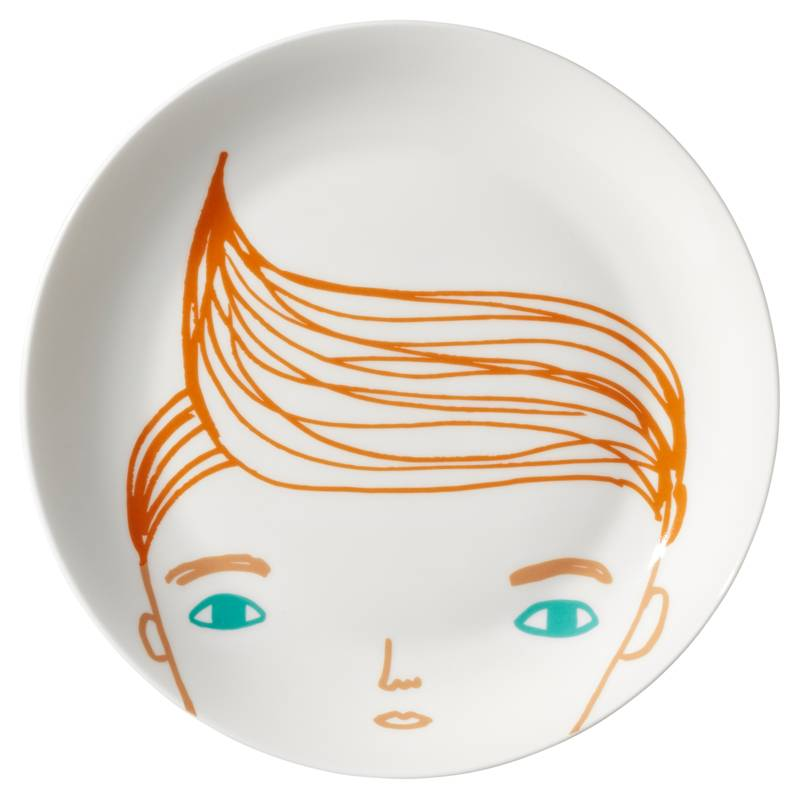 Donna Wilson Plate Francis