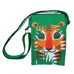 Shoulderbag tiger