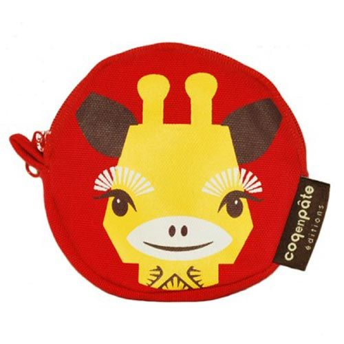 Giraffe wallet
