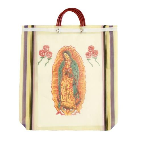 Nylon bag Virgin de Guadelupe