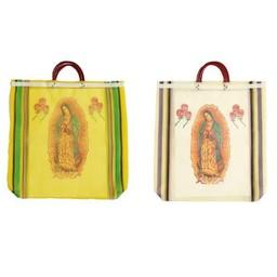 El Regalo Mexicano Nylon tas Virgin de Guadelupe