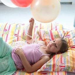 Peuter Dekbedovertrek Luchtballon