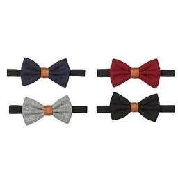 Wild & Wolf Bow Tie