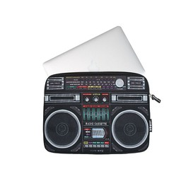 Laptop sleeve Ghettoblaster