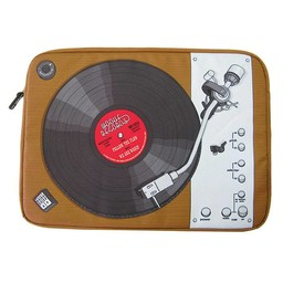 Woouf! Ipad sleeve turntable