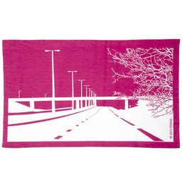 Tea towel Motorway