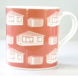 Snowden Flood Mug Cottages on the coast