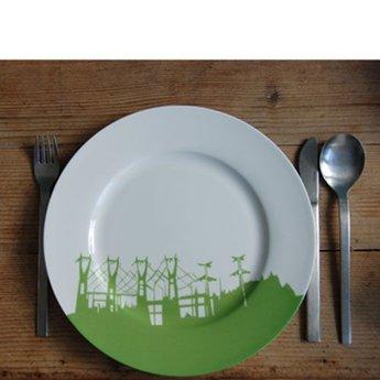 Plate Pylons