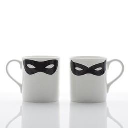 Peter Ibruegger Mug Mask Zorro - Robin