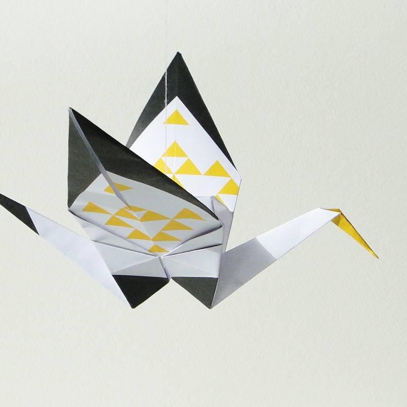 DIY Kraanvogel