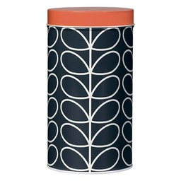 Orla Kiely Storage tin Linear Stem