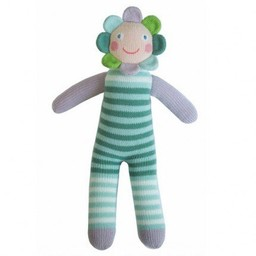 BlaBla Kids Knitted doll Bluebelle