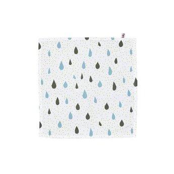 Donna Wilson Napkins raindrops