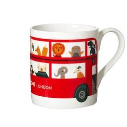 Donna Wilson Mok Bus Londen