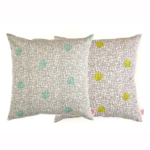 Skinny laMinx Cushion Cover Gridly