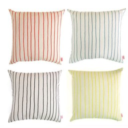 Skinny laMinx Cushion Cover Simple Stripe