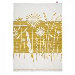 Skinny laMinx Tea towel summer weed