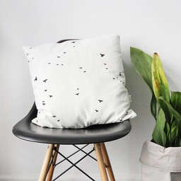 Love Milo Cushion Cover Birds