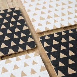 Cork Placemat Triangle