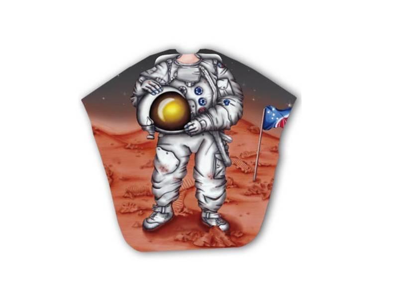 Trend Design Kapmantel Kinderen Astronaut