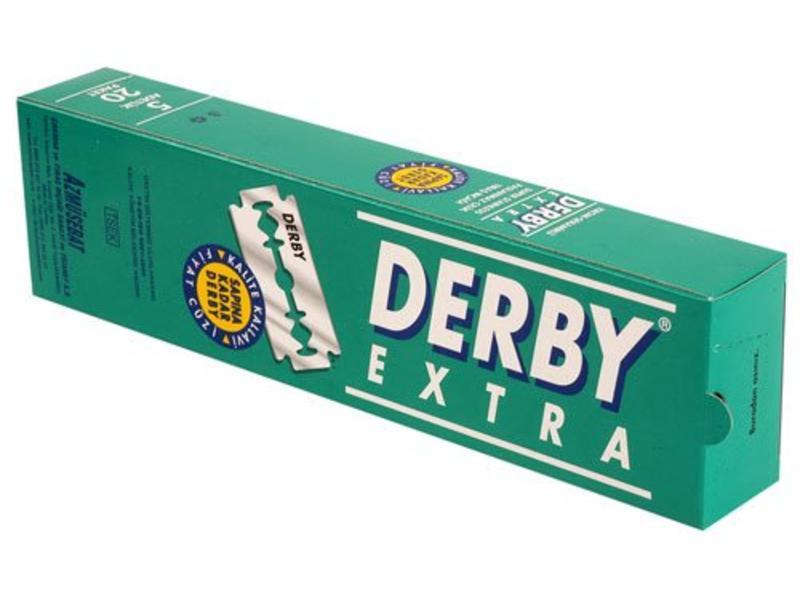 derby Derby Double Edge Razor Blades Blister van 100 stuks